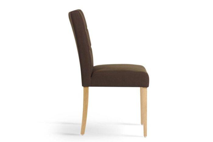 Mobitec eetkamerstoel Carré. Nieuwe eetkamerstoelen, projectstoelen of barkrukken nodig? Kom inspiratie opdoen in onze Woonwinkel.