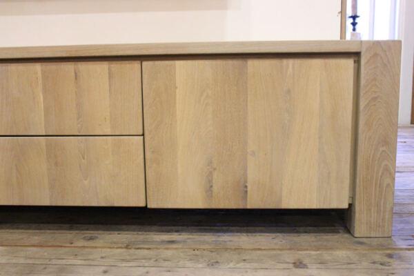 Eiken tv meubel Jorn. Op zoek naar een mooi eiken tv-meubel. Wij maken uw tv-meubel op maat! Kom inspiratie opdoen in onze Woonwinkel te Gendt gelegen tussen Arnhem en Nijmegen.