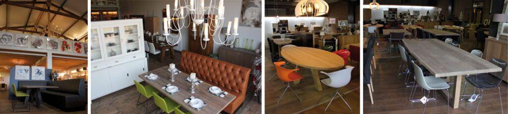 Op zoek naar een mooi eiken meubel op maat? Wij maken uw tafel of kast op maat in onze meubelmakerij! Kom inspiratie opdoen in onze Woonwinkel gelegen tussen Arnhem en Nijmegen.