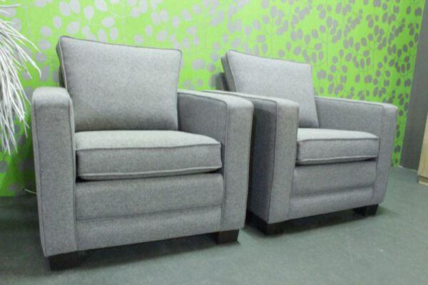 Meubitrend fauteuil Ian. Diverse afmetingen en kleuren mogelijk. Een nieuwe bank? Kom inspiratie opdoen in onze Woonwinkel.