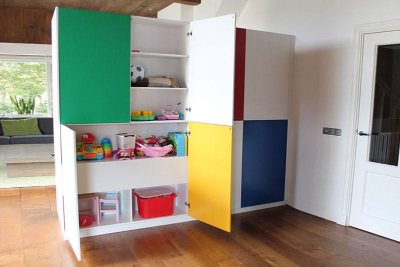 Roomdivider MDF eigen ontwerp Marjo, in vele maten leverbaar