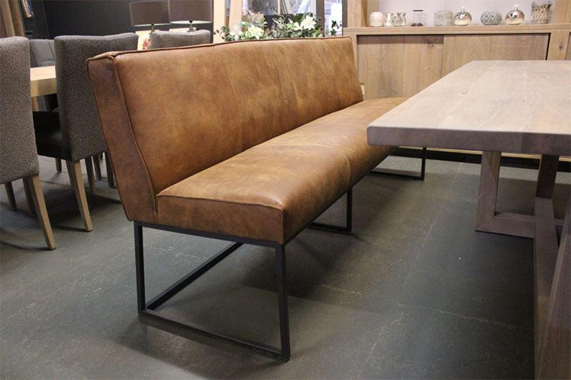 Wonderlijk Eettafel bank Lara - Mooie combinatie voor bij uw tafel op maat !!! BV-49