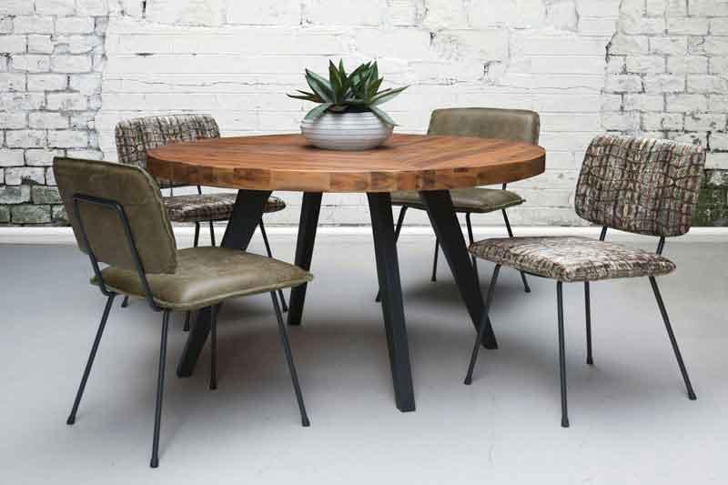 Eetkamerstoelen en tafels op maat Eetkamerstoel met