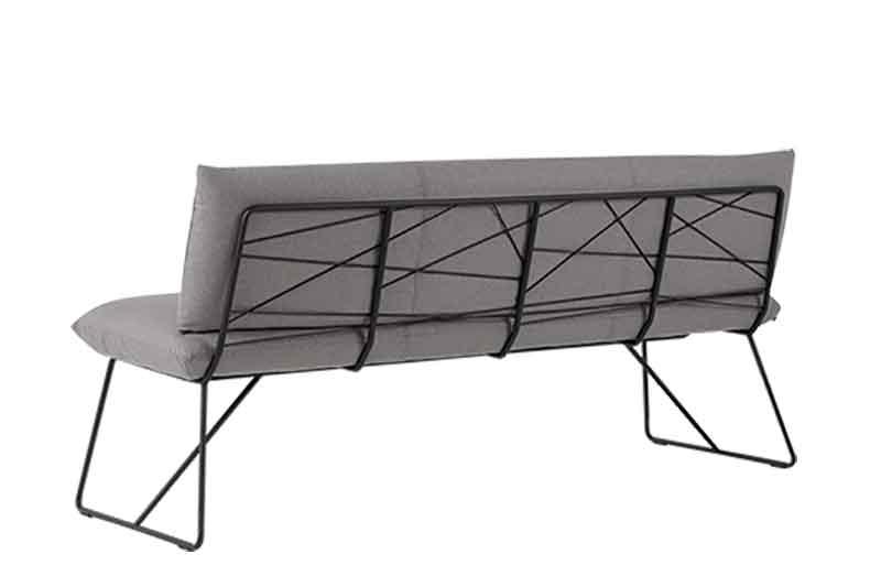 Eetkamerbank 180 Cm.Eettafel Bench Cosy Breed 160cm Stof Vanaf
