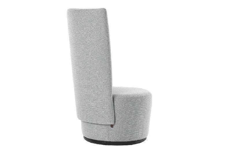 Mobitec fauteuil Bolero met hoge rug. Nieuwe trendy fauteuil of eetkamerstoelen, projectstoelen nodig? Kom inspiratie opdoen in onze Woonwinkel in Gendt, gelegen tussen Arnhem en Nijmegen.