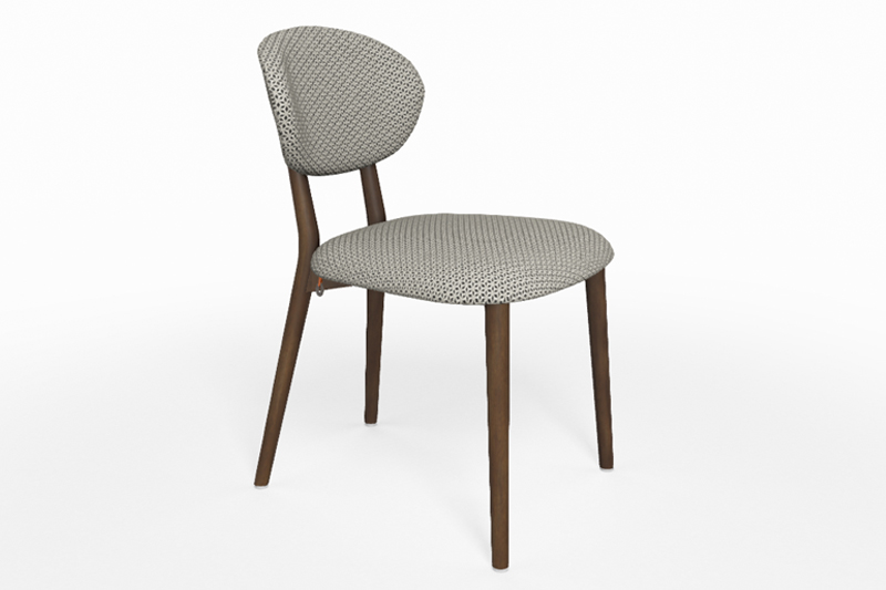 Eetkamer stoel TORO van onze leverancier Mobitec. Comfortabele eetkamer stoel en leverbaar in verschillende stoffen en kleuren. Een nieuwe eetkamer stoel nodig? Kom inspiratie opdoen in de Woonwinkel & Meubelmakerij van Sessink Wonen te Gendt, gelegen tussen Arnhem en Nijmegen.